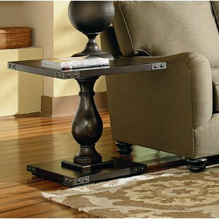 Peatman End Table by Darby Home Co