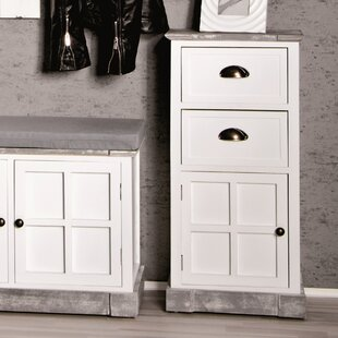 Melbourne 1 Drawer Combi Chest By Brambly Cottage