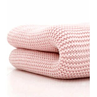 Blush Pink Throw Wayfaircouk