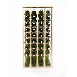 Premium Cellar Series 40 Bottle Tabletop Wine Rack Wonderful