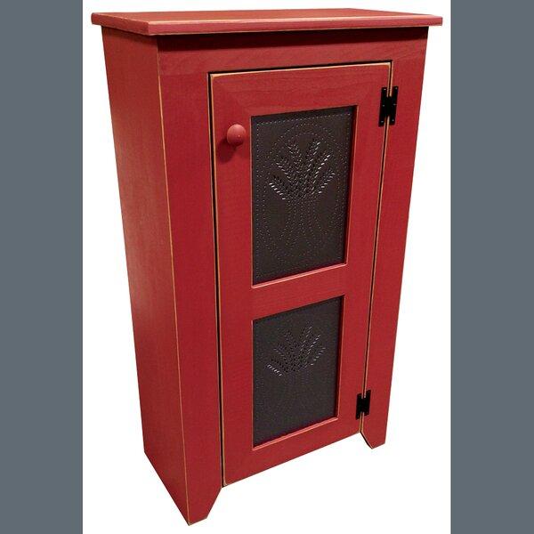 August Grove® Ossett 1 Drawer Accent Cabinet & Reviews