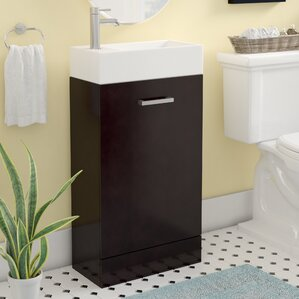 Inch Bathroom Vanities Youll Love Wayfair - Vanity set for bathroom on sale for bathroom decor ideas