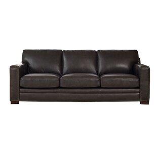 Neil Leather Sofa By Trent Austin Design