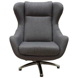 Watsons Swivel Wingback Chair