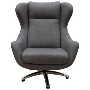 Affordable Watsons Swivel Wingback Chair by Latitude Run Reviews (2019) & Buyer's Guide