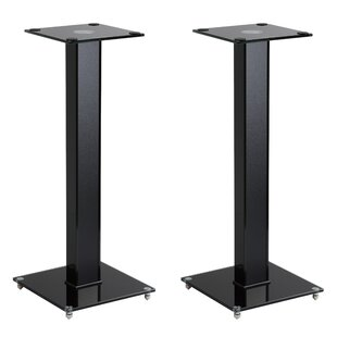 29 Fixed Height Speaker Stand Set of 2 by Latitude Run