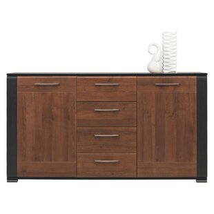 Walmsley 4 Drawer Combi Chest By Mercury Row