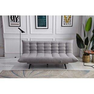 Cool Modern Contemporary Tama Convertible Sleeper Sofa Allmodern Frankydiablos Diy Chair Ideas Frankydiabloscom
