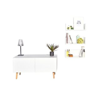 Alma Entertainment Unit For TVs Up To 42