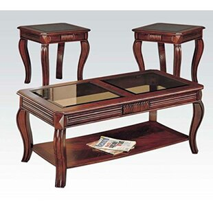 Thelma Coffee Table Set by Charlton Home