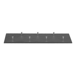 Darden Wall Mounted Coat Rack By 17 Stories