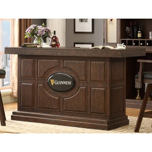 ECI Furniture Guinness Home Bar (Set of 2)