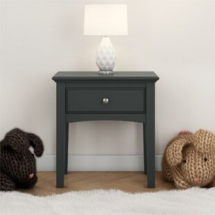 Best Reviews Fairhaven 1 Drawer Nightstand by Bertini Reviews (2019) & Buyer's Guide
