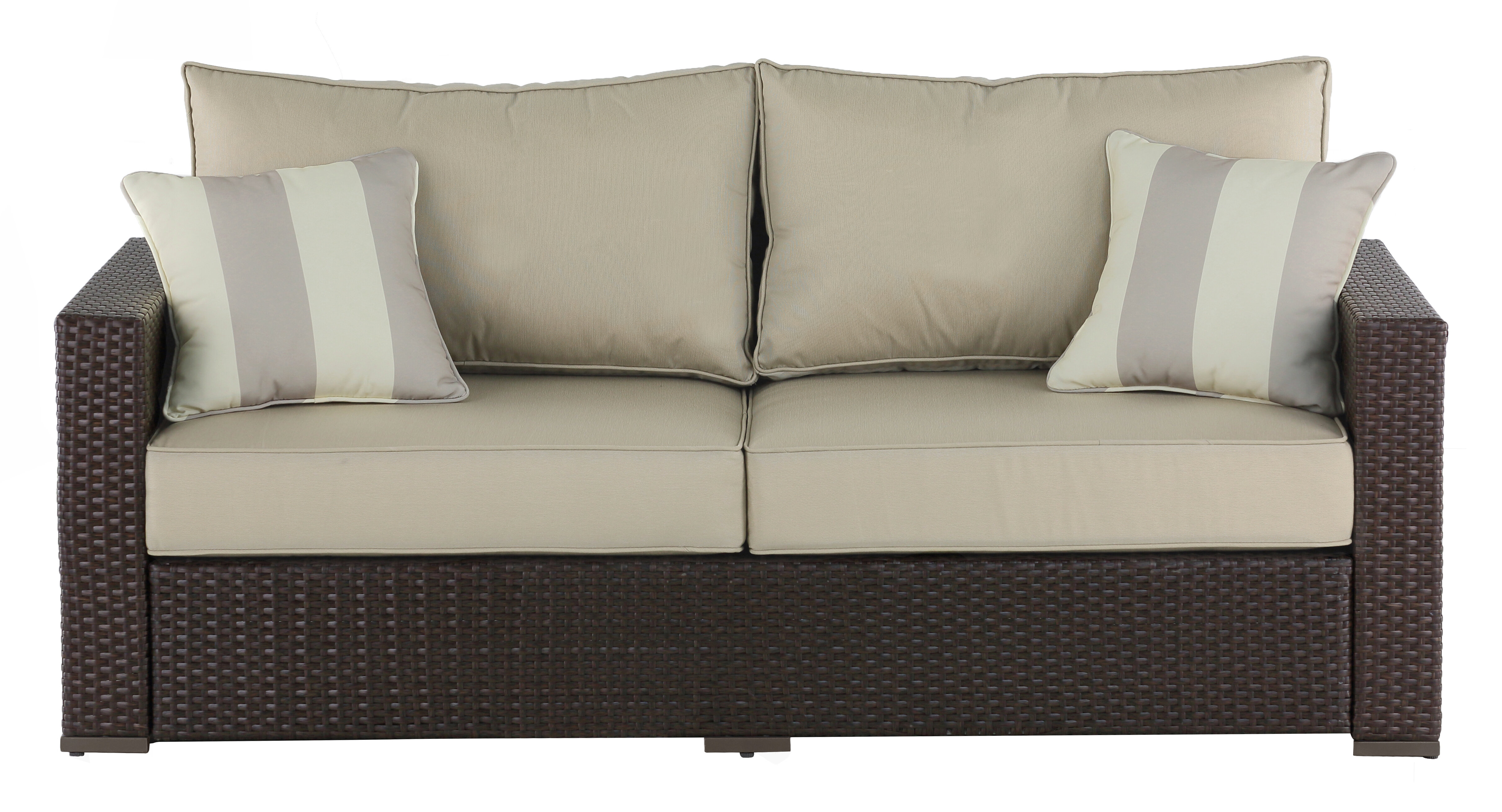 Admirable Laguna Outdoor Sofa With Cushions Caraccident5 Cool Chair Designs And Ideas Caraccident5Info