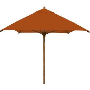 Bambrella Levante 10' X 7' Rectangular Market Umbrella