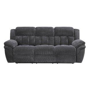 Kimmel Reclining Sofa by Winston Porter
