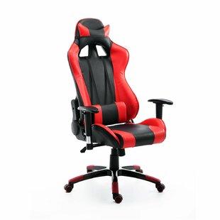 Ergonomic Gaming Chair by Latitude Run