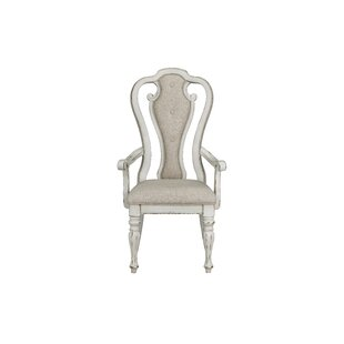 Niobrara Upholstered Dining Chair (Set of 2) Ophelia & Co.
