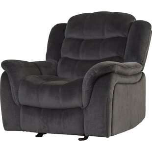 Texian Manual Glider Recliner