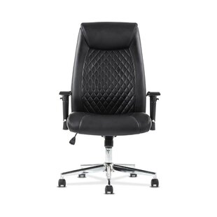 Ansel Executive Chair by Symple Stuff Discount