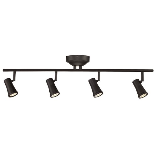transglobe lighting robbins 4 light track kit wayfair