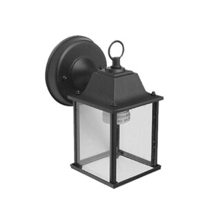 Read Reviews Avery 1-Light Outdoor Wall Lantern By Whitfield Lighting