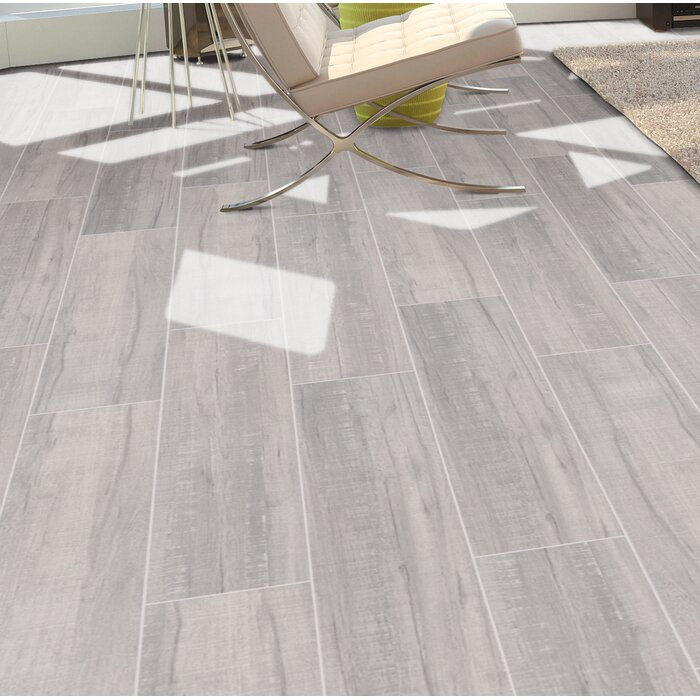 Belmond 8 X 40 Ceramic Wood Look Tile