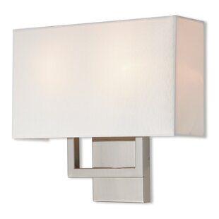 Check Prices Dunkley 1-Light Flush Mount By Ivy Bronx