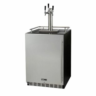 Triple Tap Full Size Beer Dispenser