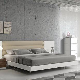 Cretys Platform Bed