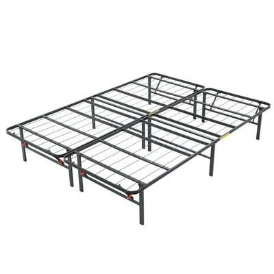 "14"" Platform Metal Bed Frame by Alwyn Home"