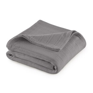 Vellux Woven Cotton Blanket