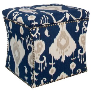 Skyline Furniture Padma Storage Ottoman