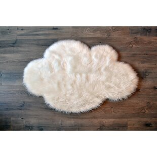 Affordable White Area Rug By Kroma Carpets