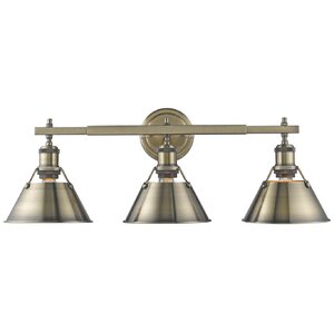 Weatherford 3-Light Vanity Light