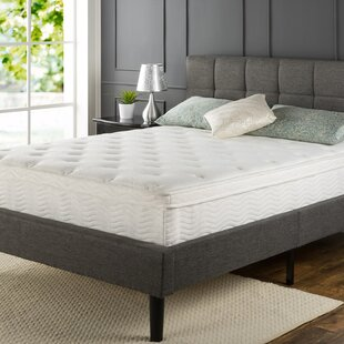 Shop Lear 12 Extra Firm Eurotop Innerspring Mattress By The Twillery Co.