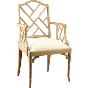 Chinese Chippendale Armchair by AA Importing