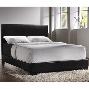 Outlook Upholstered Panel Bed by Ebern Designs