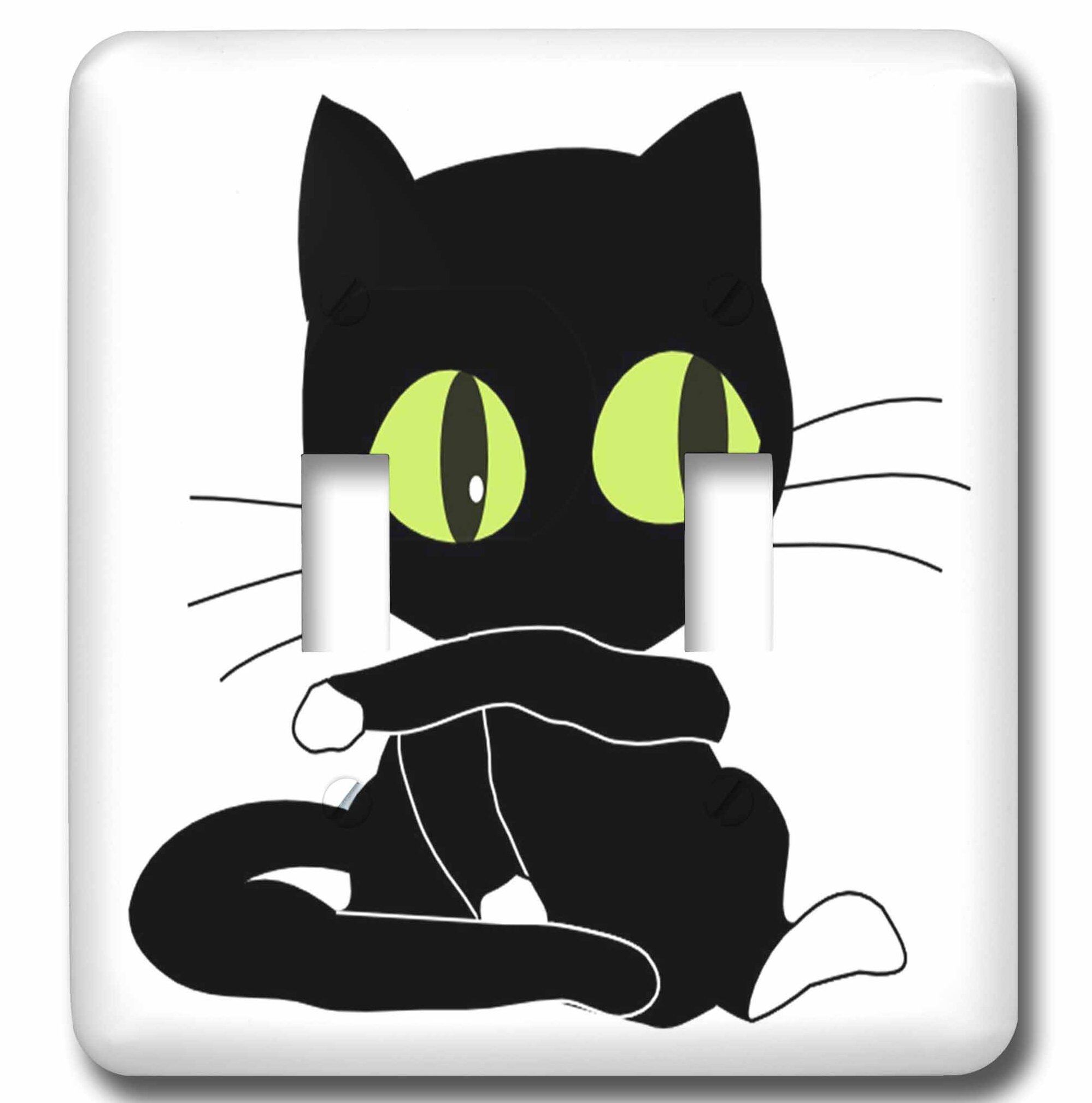 Black Cats Switch Plates You Ll Love In 2021 Wayfair