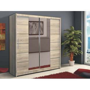 Luzerne 2 Door Sliding Wardrobe By Brayden Studio