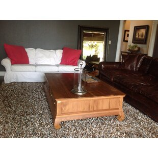 Chic Teak Mondaine Teak Coffee Table