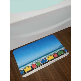 Colorful Travel Bath Rug