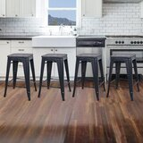 Abel Bar & Counter Stool (Set of 4) by 17 Stories