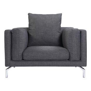 Tia Armchair by Orren Ellis Cheap