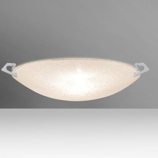 Besa Lighting Sonya LED Outdoor Flush Mount