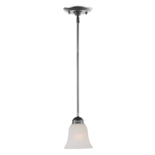 Charlton Home Powell 1-Light Cone Pendant