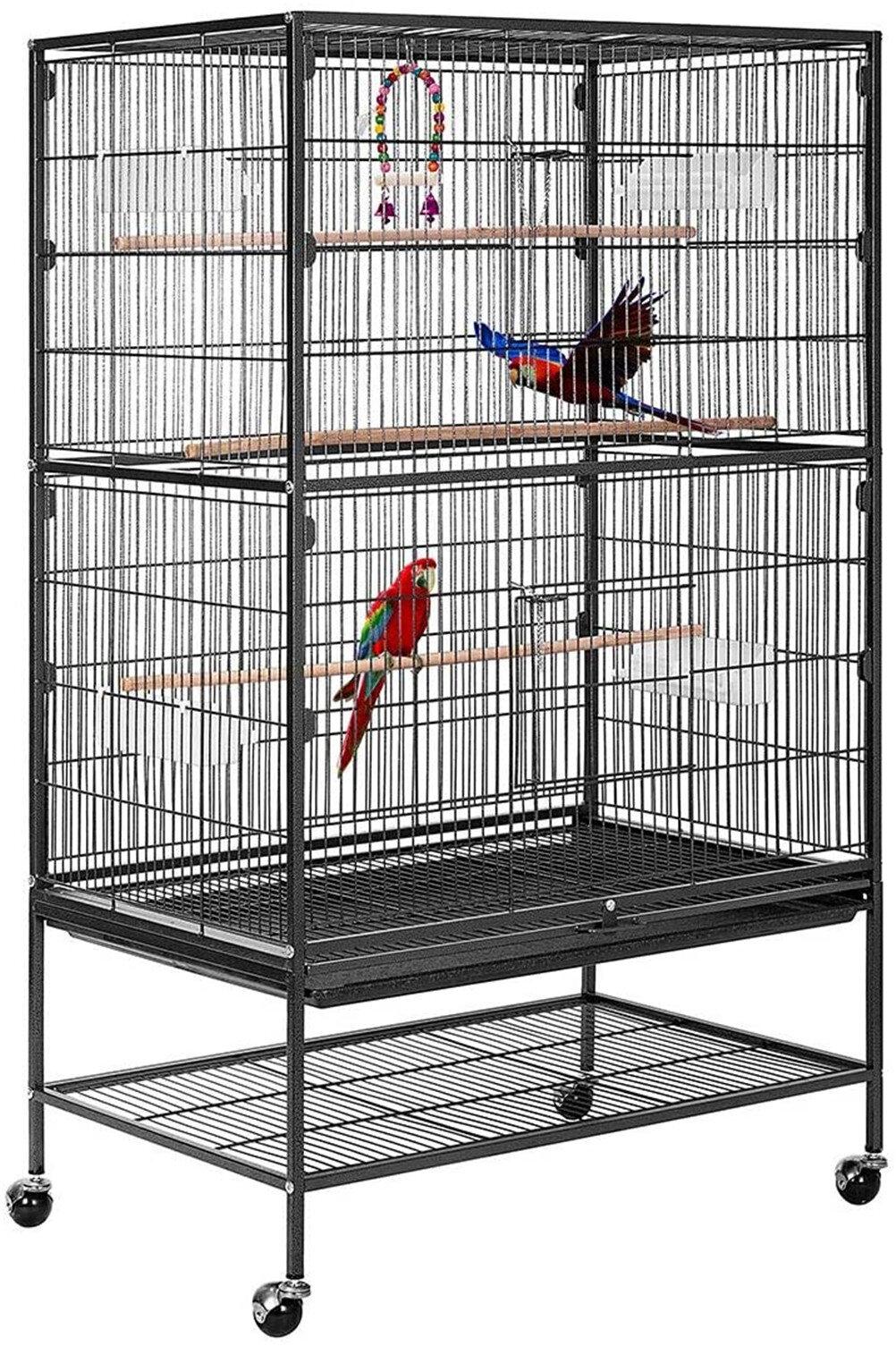 Parakeet Small Bird Less Than 5 8 Bar Spacing Bird Cages You Ll Love In 2021 Wayfair