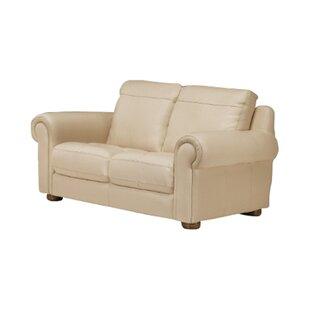 Lauren Leather 2 Seater Sofa By Rosalind Wheeler
