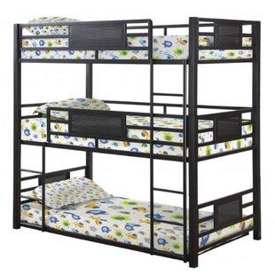 Three Tier Bunk Beds Wayfair