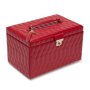 Find Caroline Large Jewelry Case By WOLF